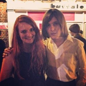 Me & Rhys!